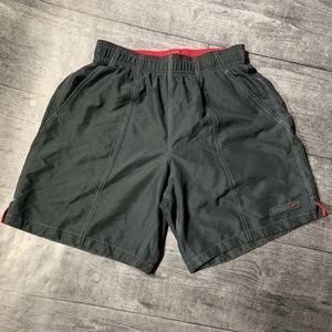 Speedo Rally Volley Swim Trunks Shorts Mens Small